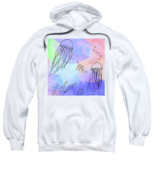 The Sea Is Me Sweatshirt