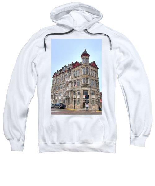 The Sedalia Trust Building Sweatshirt