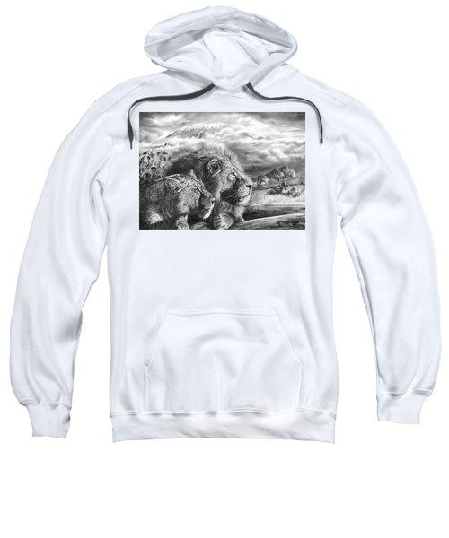 The Snows Of Kilimanjaro Sweatshirt