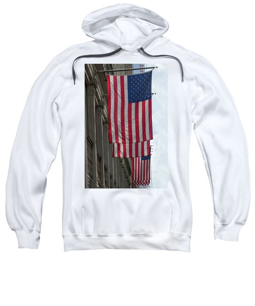 The Stars And Stripes Sweatshirt