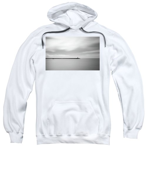 The Storm And The Pier Sweatshirt