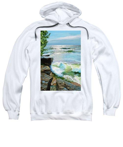 The Storm Is Gone Sweatshirt