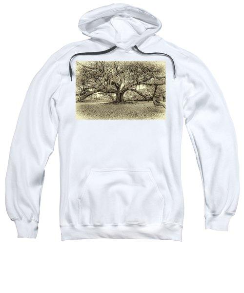 The Tree Of Life Sepia Sweatshirt