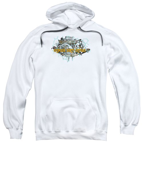 The Vail Is Upon Their Heart.  Sweatshirt