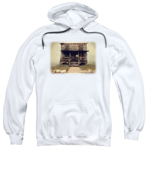 The Vann Cherokee Cabin Sweatshirt