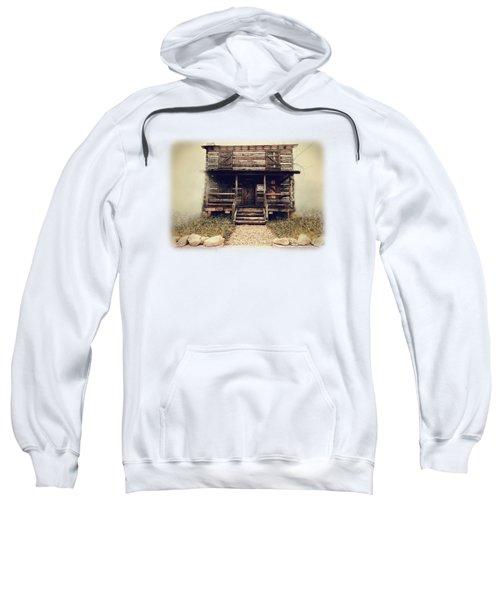 The Vann Cherokee Cabin Sweatshirt