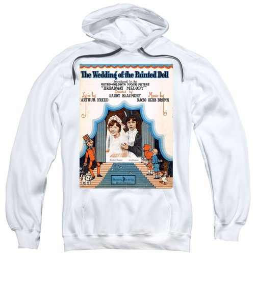 The Wedding Of The Painted Doll Sweatshirt