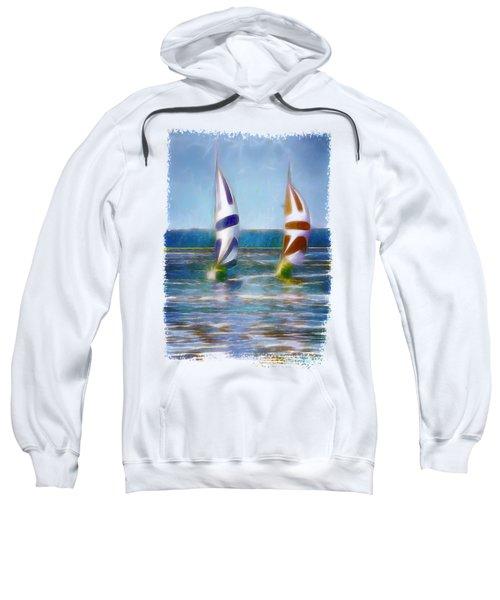 The Wind In Your Sails Sweatshirt