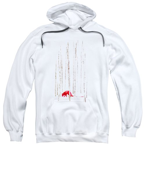 There's Nowhere To Run Sweatshirt