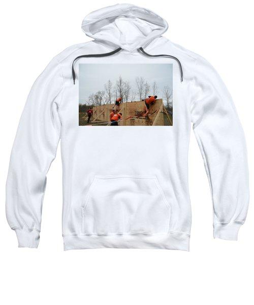They Call It The Berlin Walls Sweatshirt