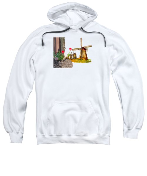 Thinkin Bout Home Sweatshirt by Larry Bishop