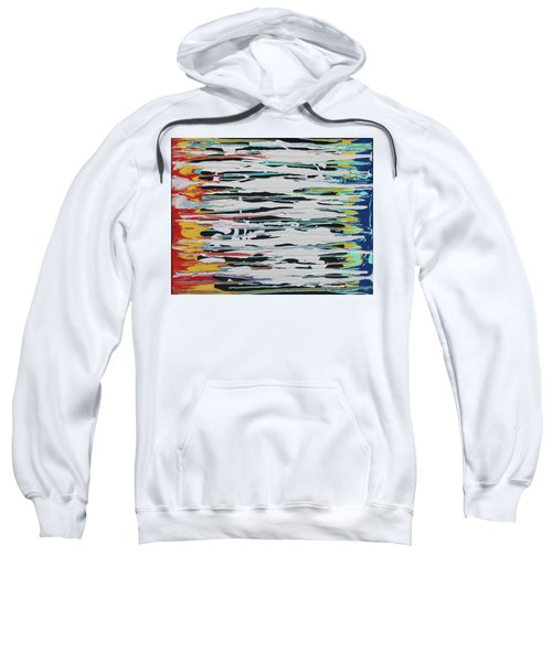 This Is Us Sweatshirt by Cyrionna The Cyerial Artist