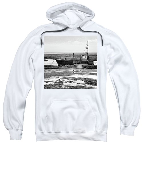 Thornham Harbour, North Norfolk Sweatshirt