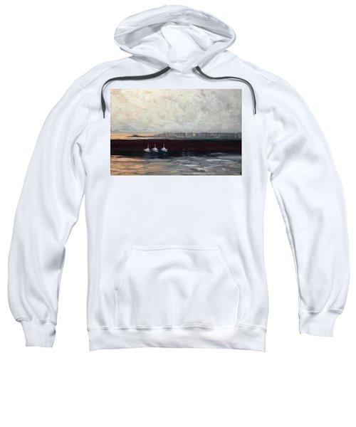 Three Boats Sweatshirt