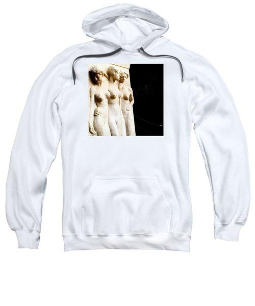 Three Muses Sweatshirt by Maris Kaerlox