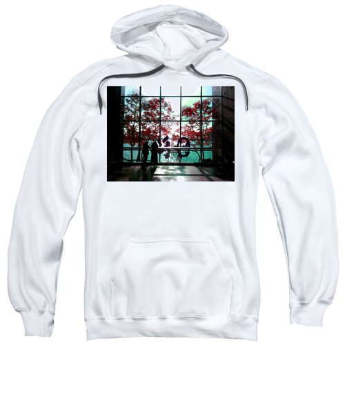 Through The Glass Sweatshirt