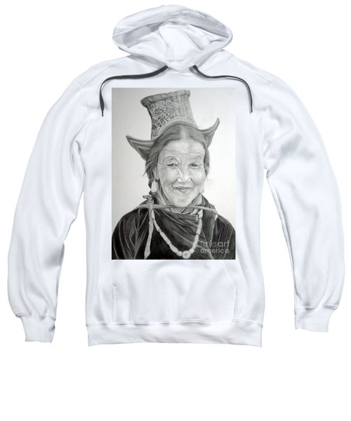 Tibetan Delight Sweatshirt