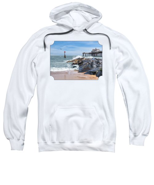 Tide's Turning - Southwold Pier Sweatshirt