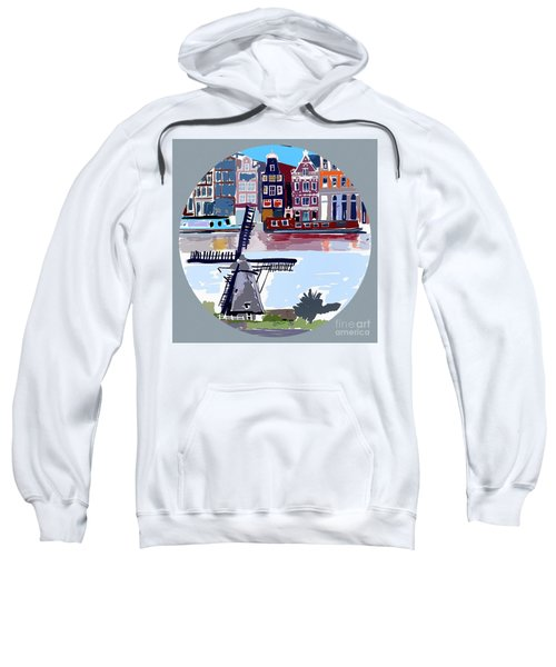 Tilting Windmills Sweatshirt