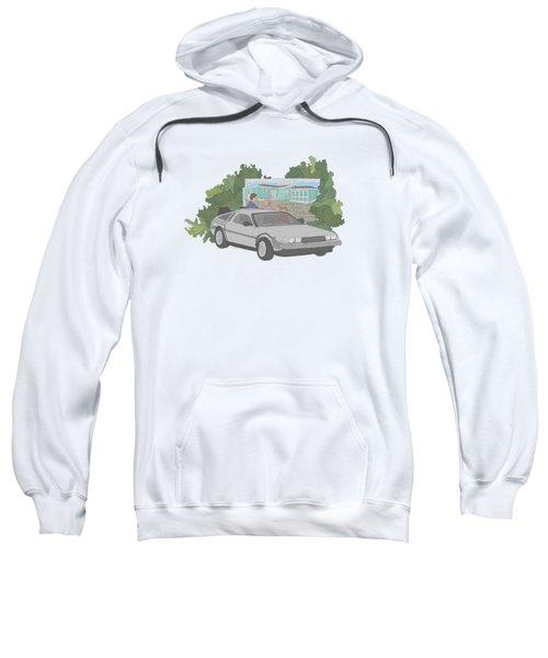 Time Machine Sweatshirt