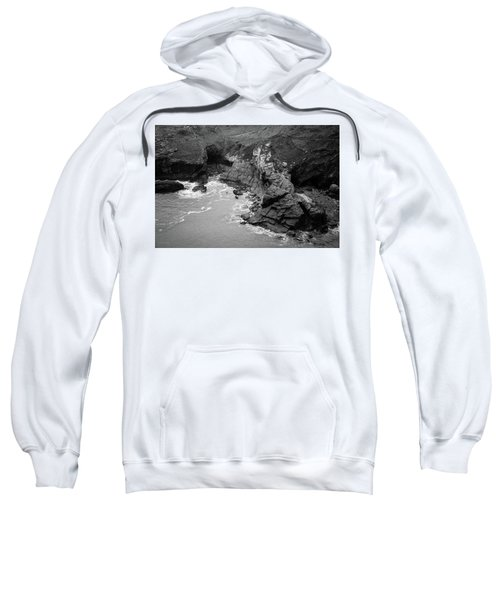 Tintagel Rocks Sweatshirt