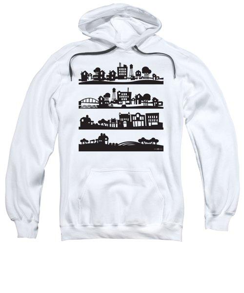 Tinytown Stacked Sweatshirt
