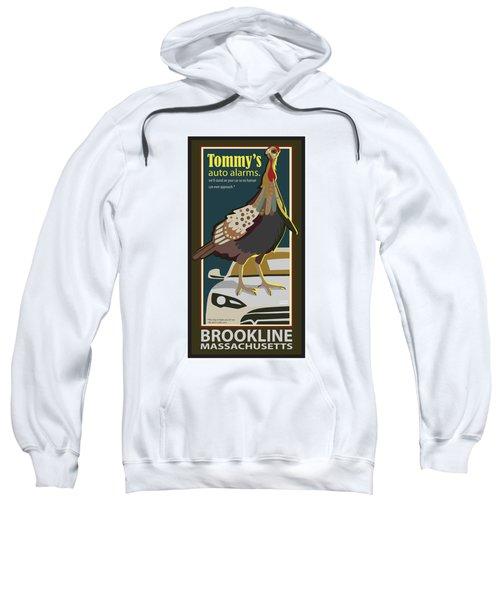 Tommy's Alarms Sweatshirt