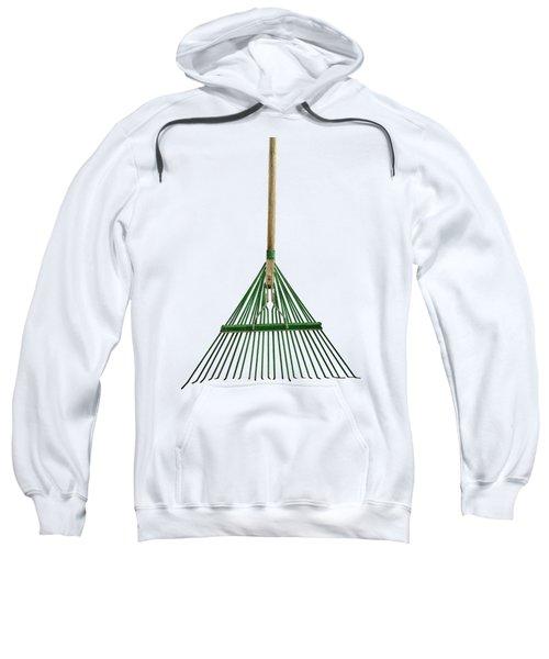 Tools On Wood 10 On Bw Sweatshirt