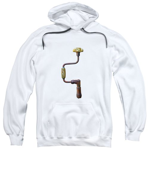 Tools On Wood 61 Sweatshirt