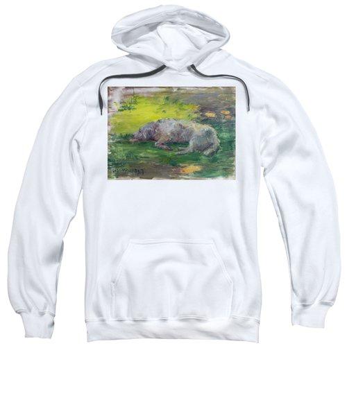 Top Quality Art - Dog Sweatshirt