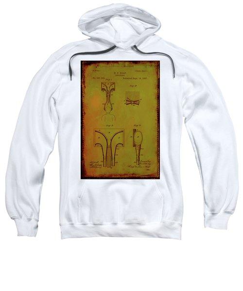 Topophone Patent Drawing 1c Sweatshirt
