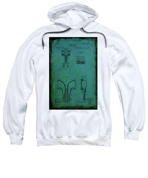Topophone Patent Drawing 1d Sweatshirt