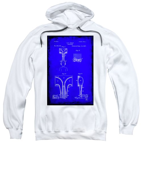 Topophone Patent Drawing  Sweatshirt
