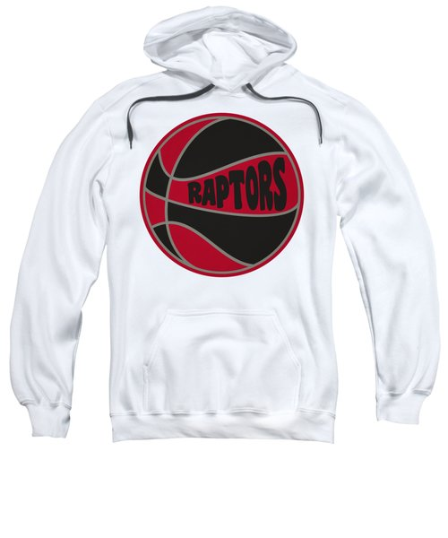 Toronto Raptors Retro Shirt Sweatshirt