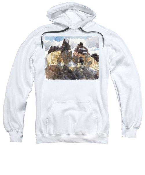 Torres Del Paine, Chile Sweatshirt
