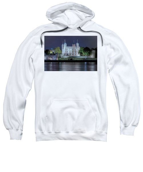 Tower Of London Sweatshirt by Joana Kruse