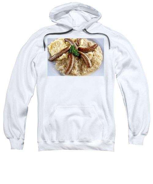 Traditional German Food Sweatshirt
