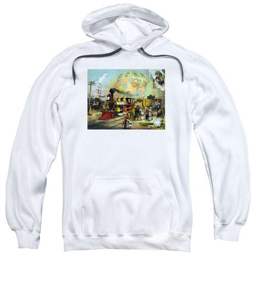 Transcontinental Railroad Sweatshirt