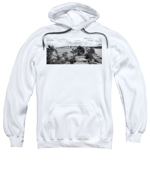 Traversing The Chesapeake Sweatshirt