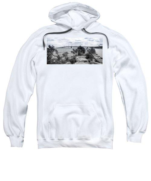 Traversing The Chesapeake Sweatshirt