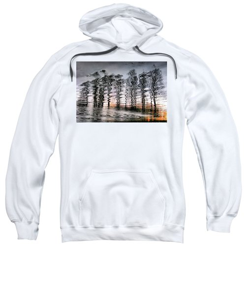 Tree And Reflection Sweatshirt