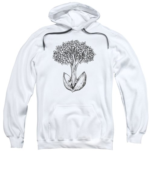 Tree From Seed Sweatshirt
