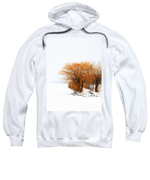 Tree In The Winter Sweatshirt