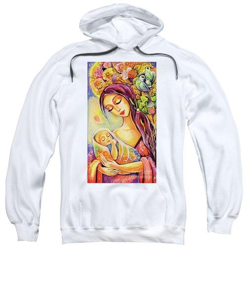 Tree Of Life Sweatshirt by Eva Campbell