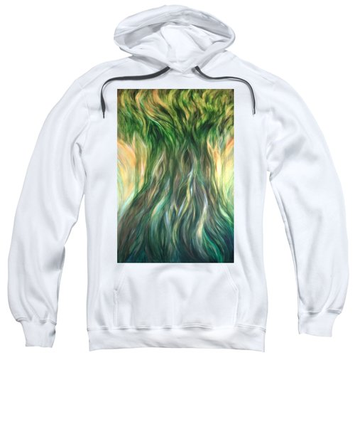Tree Of Wisdom Sweatshirt