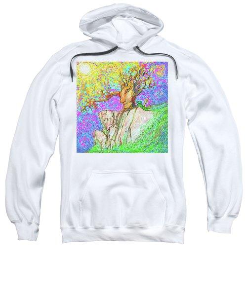 Tree Touches Sky Sweatshirt