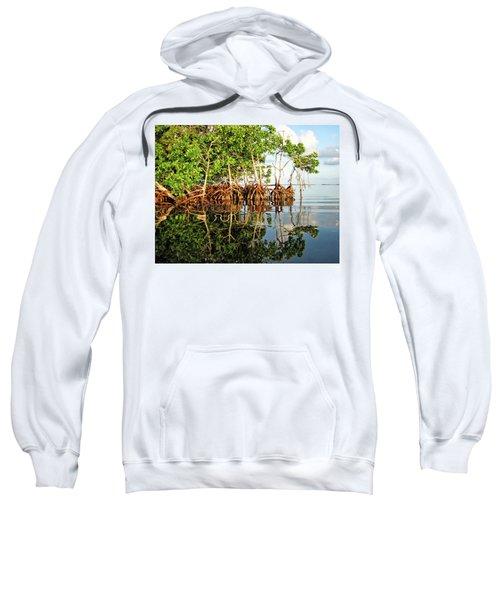 Trees In The Sea Sweatshirt