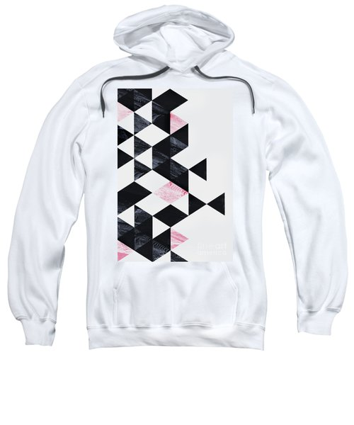 Triangle Geometry Sweatshirt