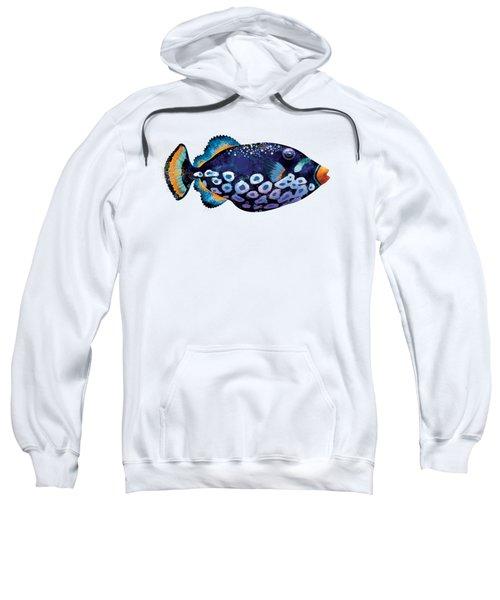 Trigger Fish Sweatshirt
