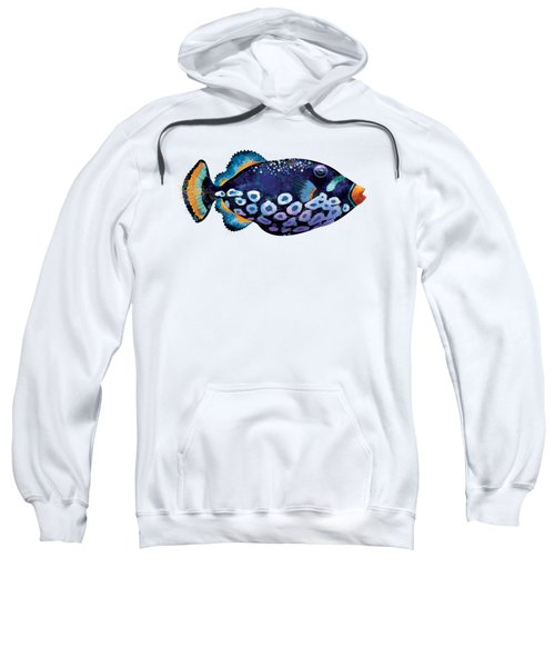 Trigger Fish Sweatshirt